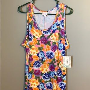 LuLaRoe tank top Dani dress